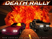 DEATH RALLY title screen