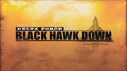 DELTA FORCE BLACK HAWK DOWN title screen