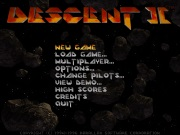 DESCENT II title screen