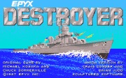 Destroyer title