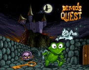 DIMO S QUEST game title