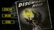 DISCWORLD NOIR title screen