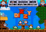 Dizzy Fantasy World title