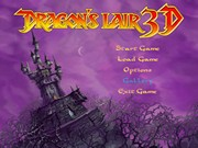 DRAGON S LAIR 3D: RETURN TO THE LAIR title