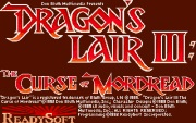 DRAGON`S LAIR III: THE CURSE OF MORDREAD title