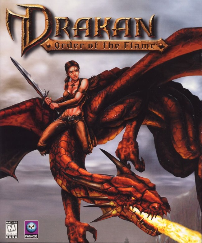 drakan order of the flame