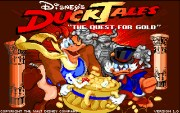 DUCK TALES: THE QUEST FOR GOLD title