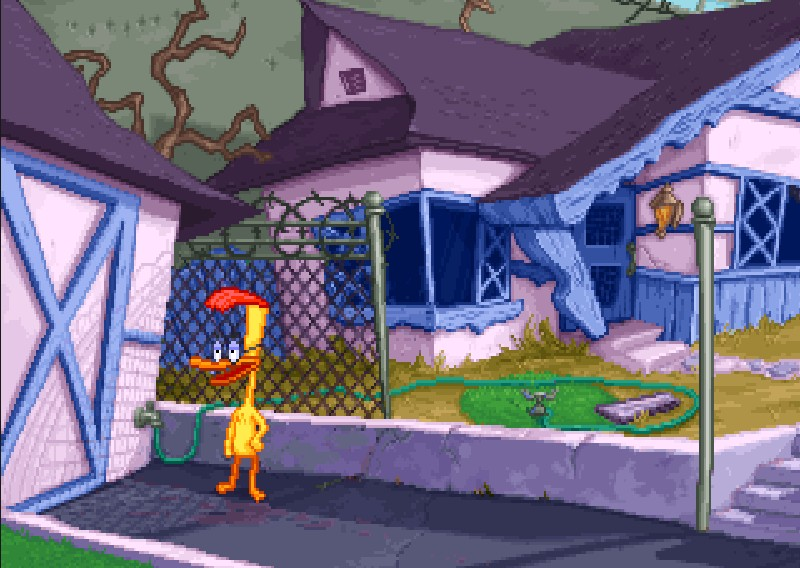 DUCKMAN: THE GRAPHIC ADVENTURES OF A PRIVATE DICK