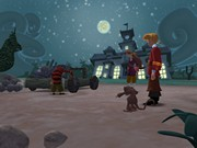 ESCAPE FROM MONKEY ISLAND 8
