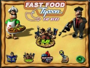 FAST FOOD TYCOON title