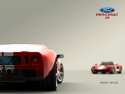 FORD RACING 3 title screen