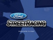 FORD STREET RACING title screen