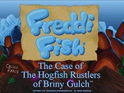 Freddi Fish 4 The Case of the Hogfish Rustlers of Briny Gulch