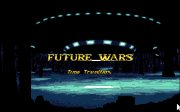 FUTURE WARS TIME TRAVELLERS title screen
