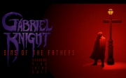 Gabriel Knight Sins of the Fathers title