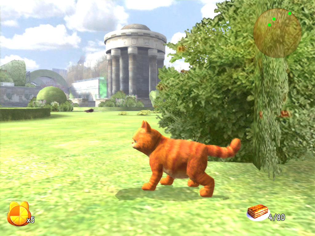 Abandonware Games Garfield A Tail Of Two Kitties