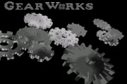 GEAR WORKS game title