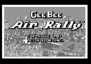 GEE BEE AIR RALLY 1