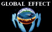 GLOBAL EFFECT title screen