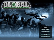GLOBAL OPERATIONS title screen