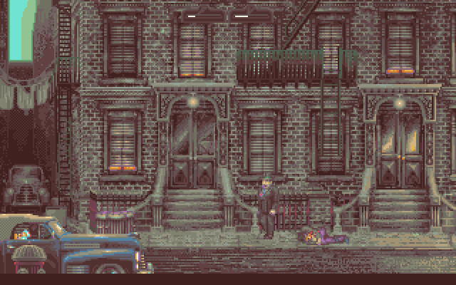THE GODFATHER - THE ACTION GAME
