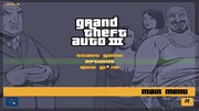 GRAND THEFT AUTO III title screen