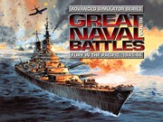 GREAT NAVAL BATTLES III FURY IN THE PACIFIC title screen