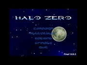 HALO ZERO game title