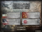 HEARTS OF IRON III title screen