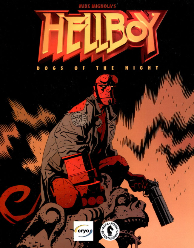 hellboy dogs of the night