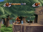 DISNEY`S ACTION GAME FEATURING HERCULES 4