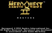 Hero Quest II Legacy of Sorasil title