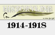 History Line 1914 1918 title