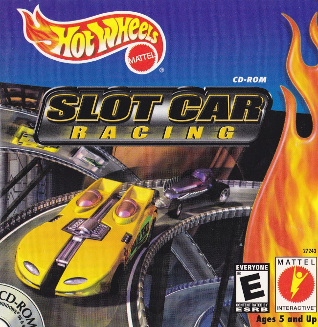 hot wheels slot car racing