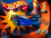 HOT WHEELS STUNT TRACK DRIVER title screen