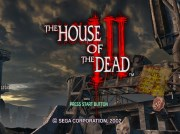 HOUSE OF THE DEAD III title
