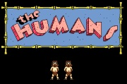 HUMANS game title