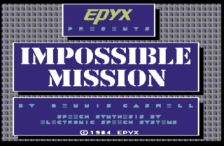 Impossible Mission title
