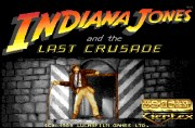 INDIANA JONES AND THE LAST CRUSADE: THE ACTION GAME title