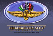 INDIANAPOLIS 500 title screen