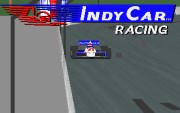 INDYCAR RACING title screen