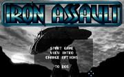 IRON ASSAULT game title