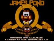 JAMES POND title screen
