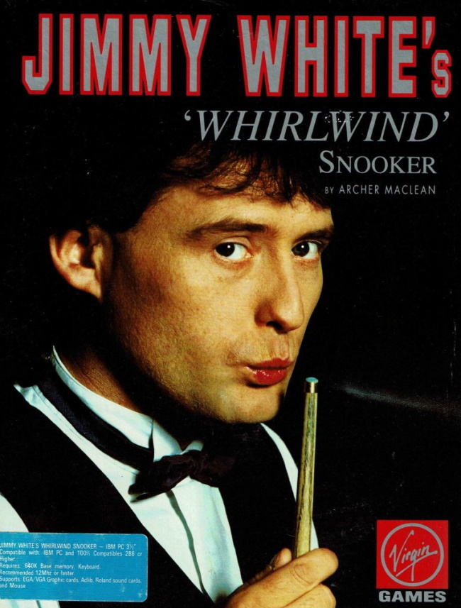 jimmy whites whirlwind snooker