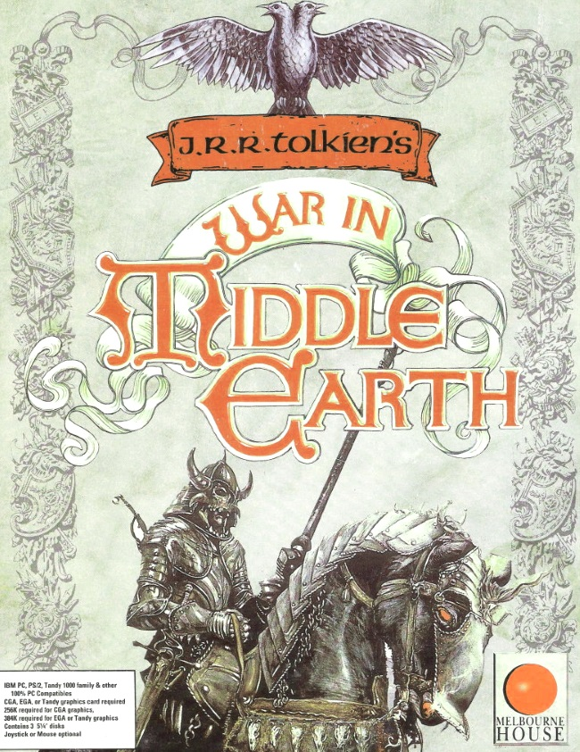 jrr tolkiens war in middle earth