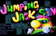 JUMPING JACK SON game title