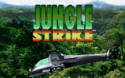JUNGLE STRIKE title screen