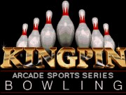 Kingpin Arcade Sports Bowling title