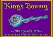 KINGS BOUNTY title screen