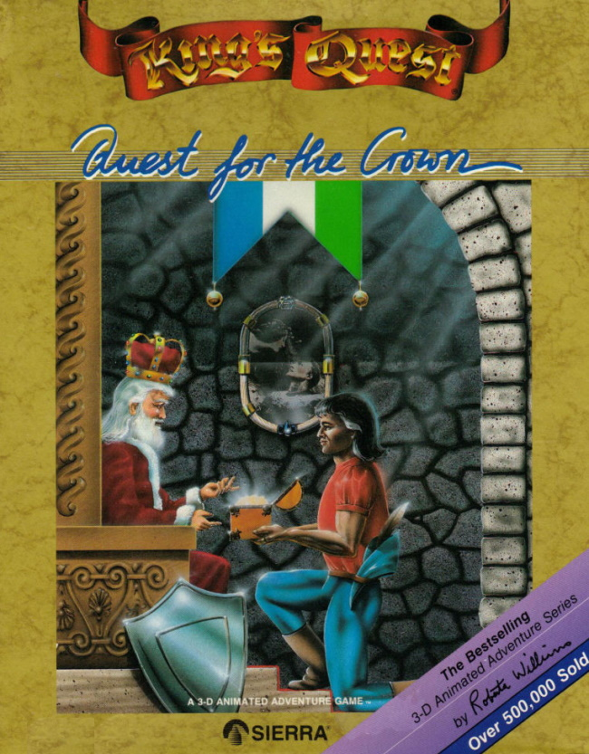 kings quest i quest for the crown